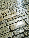 Roman Tiles Royalty Free Stock Photo