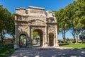 Roman Triumphal Arch of Orange