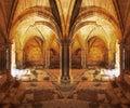 Romanesque Cloister / Claustro...