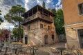 Romanesque House, Porec Royalty Free Stock Photo