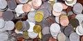 Romanian Coins Bani Lei