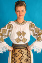 Romanian Folklore Clothes Trad...