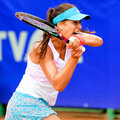 Romanian tennis player Sorana Carstea Stock Photo