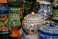 Romanian traditional ceramics 2 Royalty Free Stock Image