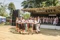 Romanian traditional dances