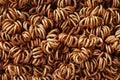 Romanian traditional pretzels