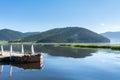 Romantic lake Royalty Free Stock Photo