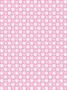 Romantic Lover checkered pattern.