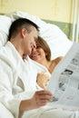 Romantic morning Royalty Free Stock Image