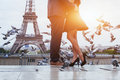 Romantic Travel To Paris