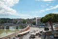 Rome - Castel saint Angelo Italy