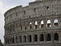 Rome the city of in itlay Royalty Free Stock Images