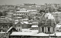 Rome city panorama Royalty Free Stock Photos