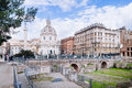 Rome city and touristic destination Royalty Free Stock Photo