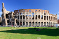 Rome Colosseum Royalty Free Stock Photos