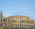 Rome Colosseum HDR