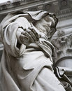 Rome - detail of st. John the Evangelist Royalty Free Stock Images