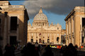 Rome italy march pope francis inauguration mass march rome Royalty Free Stock Image
