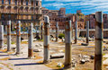 Rome, Italy. The Roman Forum Stock Images