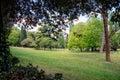 Rome, Italy - Villa Borghese park