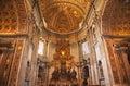 Rome ołtarzowy święty duch Vatican Obrazy Stock
