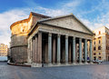 Rome -  pantheon Royalty Free Stock Photography