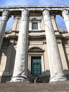 Rome Pillars Royalty Free Stock Photo