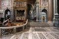 Rome - Saint John Lateran Royalty Free Stock Photo