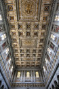 Rome - San Paolo basilica Royalty Free Stock Photos