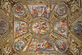 Rome - side chapel - Santa Maria Maggiore basilica Royalty Free Stock Photography