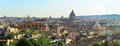 Rome skyline Royalty Free Stock Photography