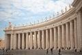 Rome vatican italy Royalty Free Stock Photo