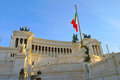 Rome Vittoriano Royalty Free Stock Photography