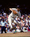 Ron guidry former new york yankees great pitcher image taken from color slide Stock Image