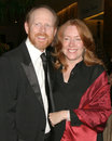 Ron howard wife cheryl ace eddie awards beverly hilton hotel beverly hills ca february Stock Photography