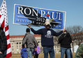 Ron Paul 2012 Restore America Now Royalty Free Stock Images