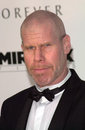 Ron perlman actor at the a diamond is forever cinema against aids gala at the moulin de mougins restaurant to benefit the american Stock Photography