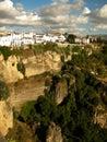 Ronda, Andalusia, Pueblos blancos Royalty Free Stock Photo