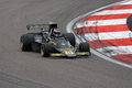 Ronnie Petersons Lotus Stock Image