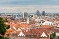 Roof of Bratislava,