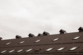 Roof of the house Royalty Free Stock Photo