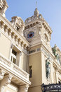 The roof of Monte Carlo Casino ,Monaco,France Royalty Free Stock Photo