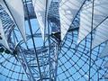 Roof & sails Royalty Free Stock Photo