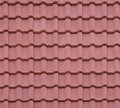 Roof Texture Royalty Free Stock Photos