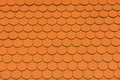 Roof tile. Royalty Free Stock Photography