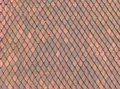Roof Tile texture Royalty Free Stock Photo
