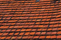 Roof tiles Stock Photo