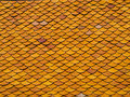 Roof tiling. Seamless texture Royalty Free Stock Photo
