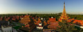 Roofs of Mandalay Palace