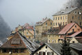 Roofs of Tržič Royalty Free Stock Photo